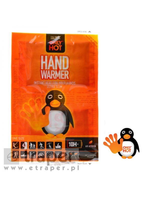 Ogrzewacze dłoni/Saszetki ogrzewające Only Hot Hand Warmer