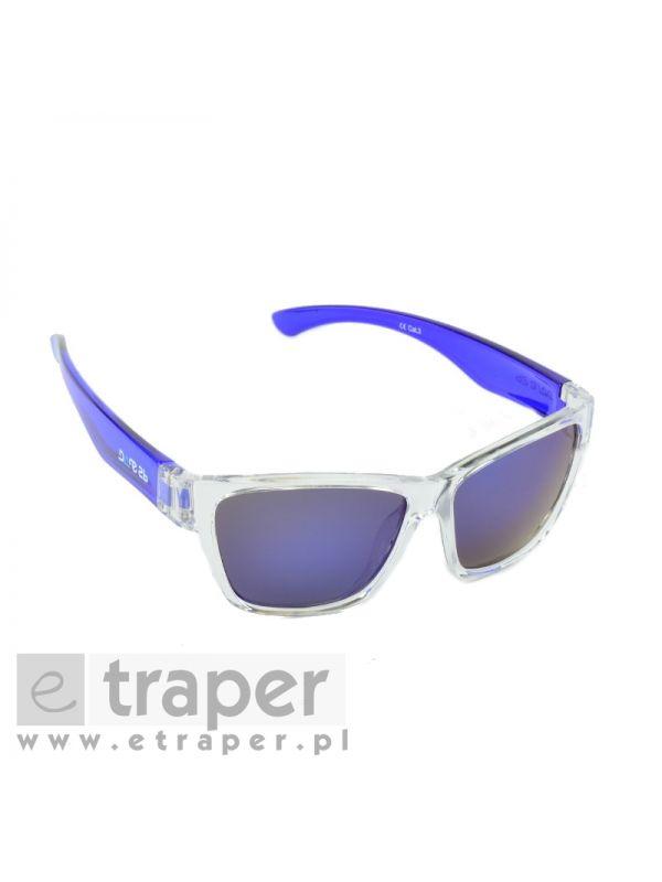 Niebieskie okulary dziecięce UV400 Dare 2b Kids