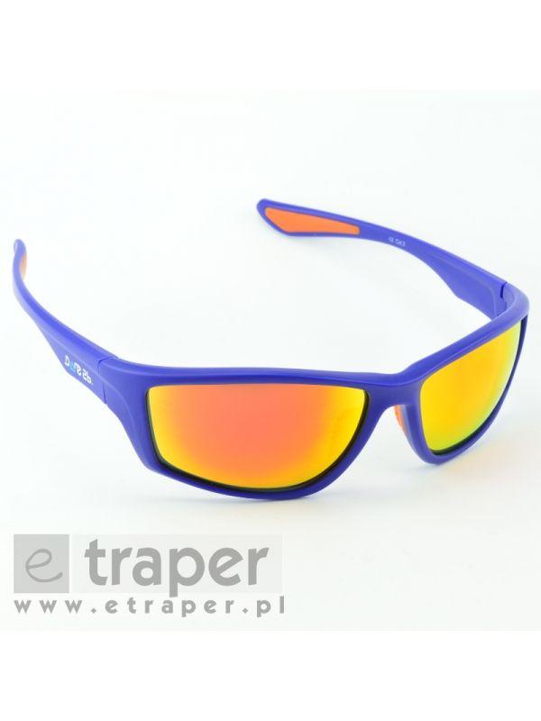 Niebieskie okulary turystyczno-sportowe Dare 2b 77277