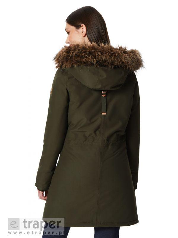 Płaszcz damski zgniła zieleń Regatta Saffira
