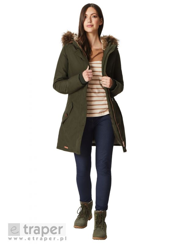 Miejski płaszcz zimowy Regatta Saffira