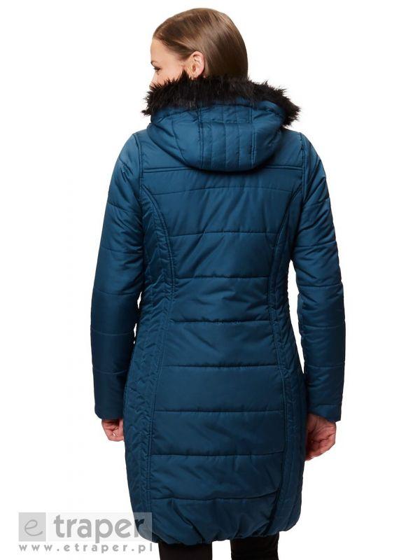 Zimowy płaszcz miejski dla pań Fermina II RWN123 4KZ