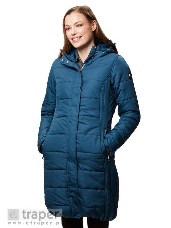 Miejski płaszcz damski z ociepleniem Regatta Fermina