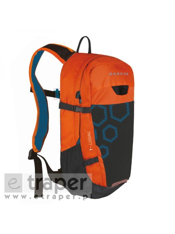 Pomarańczowy plecak Vite marki Dare 2b
