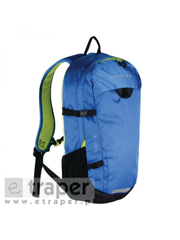 Niebieski plecak dla aktywnych Dare 2b Vite