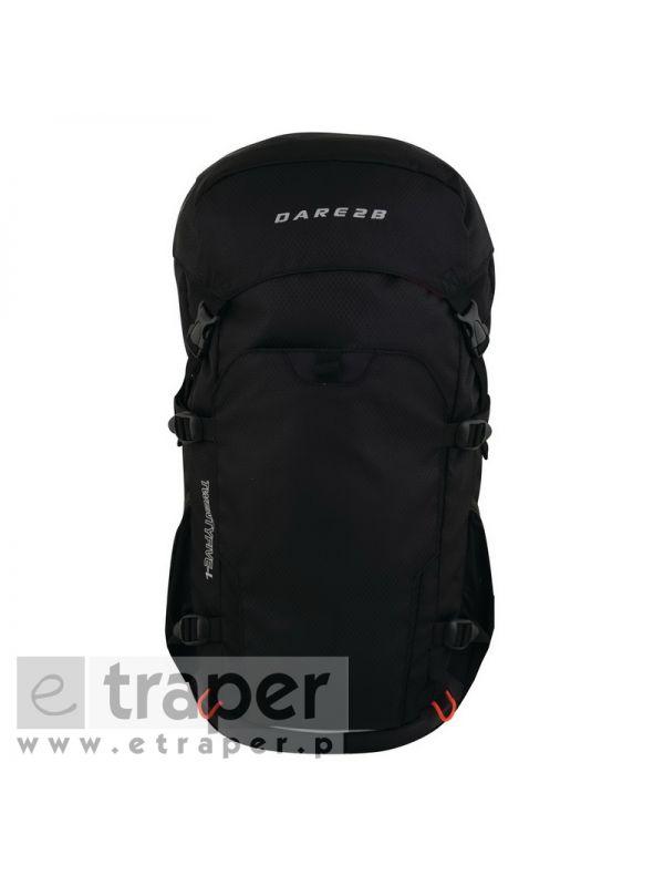 Czarny plecak trekkingowo-turystyczny Dare 2b Vite 25l
