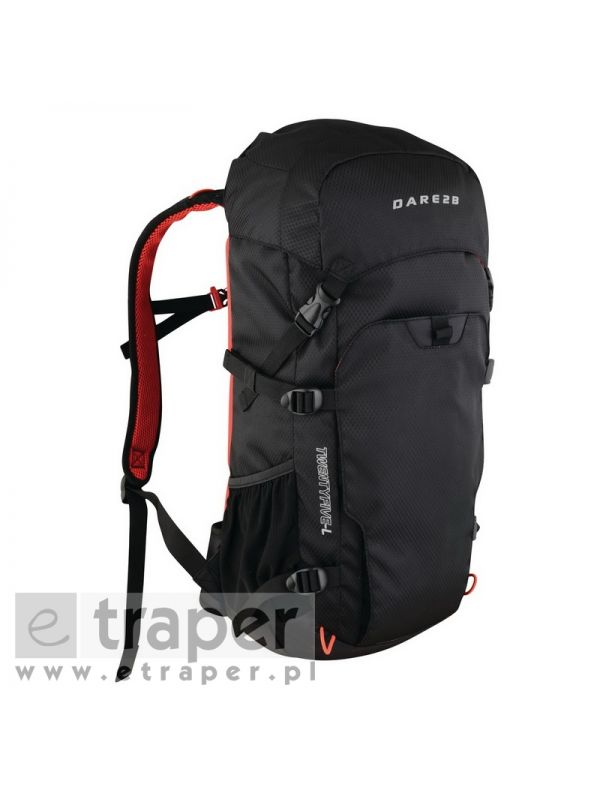Mocny plecak w teren Dare 2b Vite DUE352 800 Black