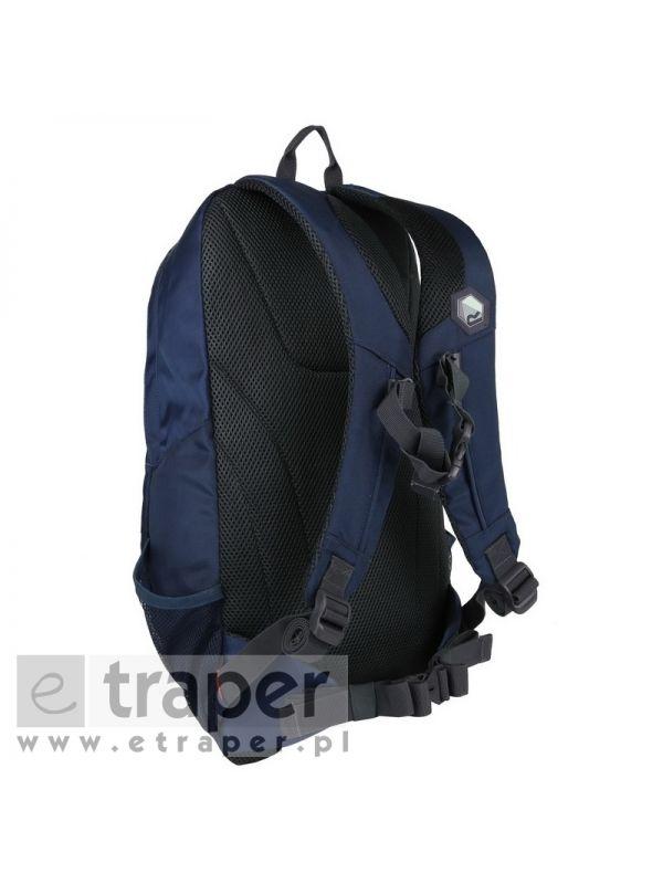 Granatowy plecak rowerowy Regatta Altorock 25L