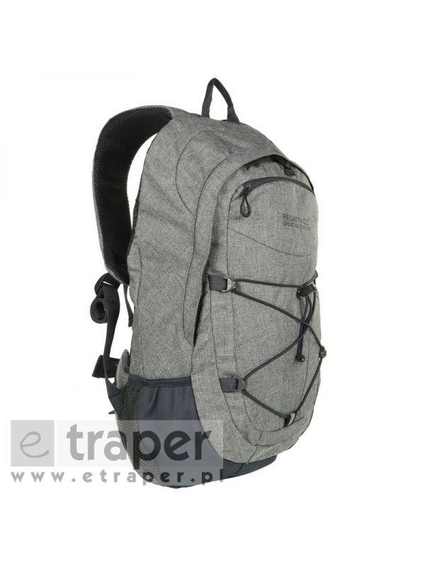 Szary plecak wycieczkowy Regatta Atholl II 35l