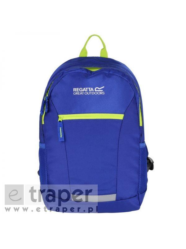 Niebieski plecak dla dzieci Regatta Jaxon III 10L