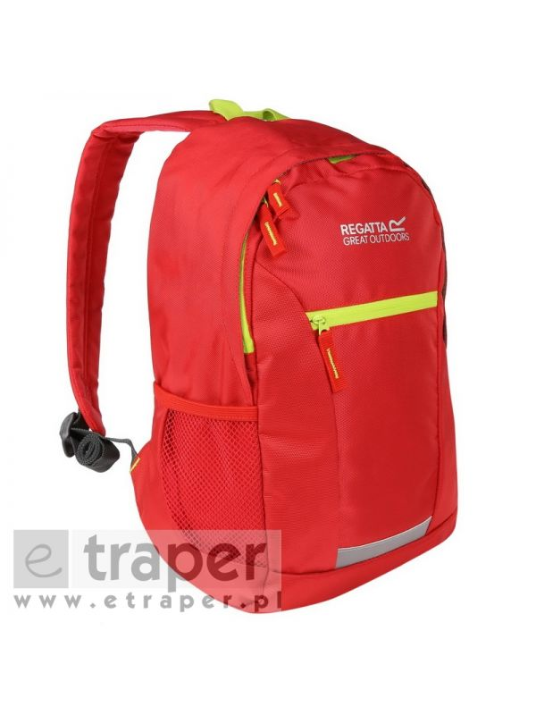 Czerwony plecak dziecięcy Regatta Jaxon III 10L