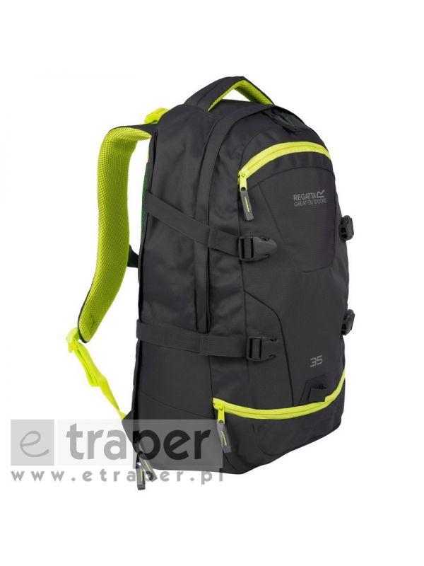 Plecak Regatta z kieszenią na brudną bieliznę - Paladen 35 litrów
