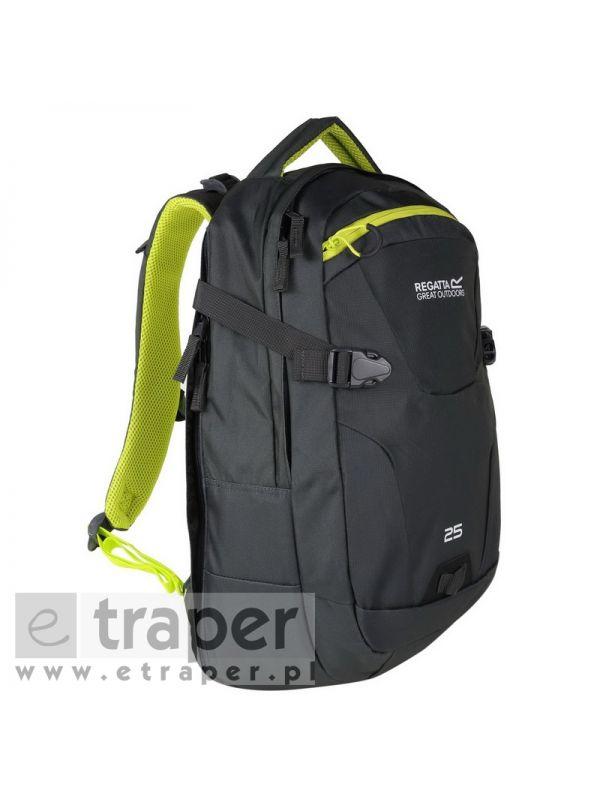 Szary plecak z kieszenią na tablet/laptop Regatta Paladen EU136