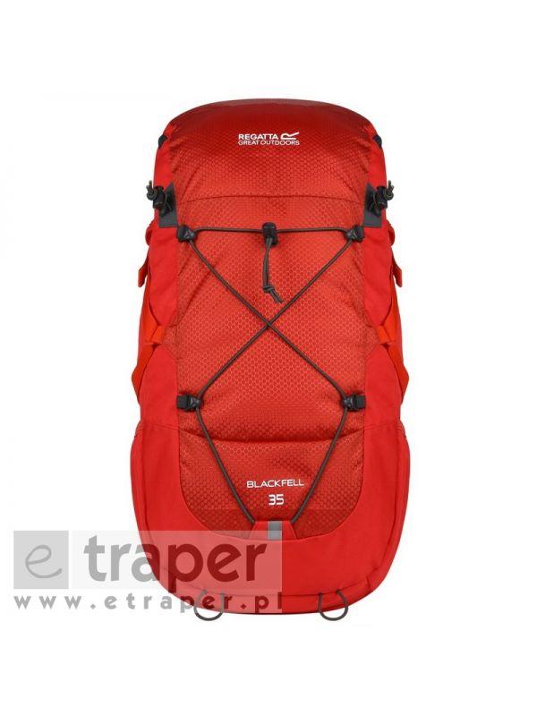 Pomarańczowy plecak turystyczny Regatta Blackfell II 35L