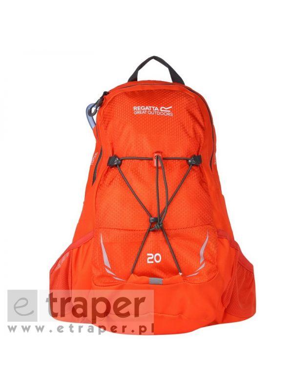 Pomarańczowy plecak z pojemnikiem na wodę Regatta Blackfell
