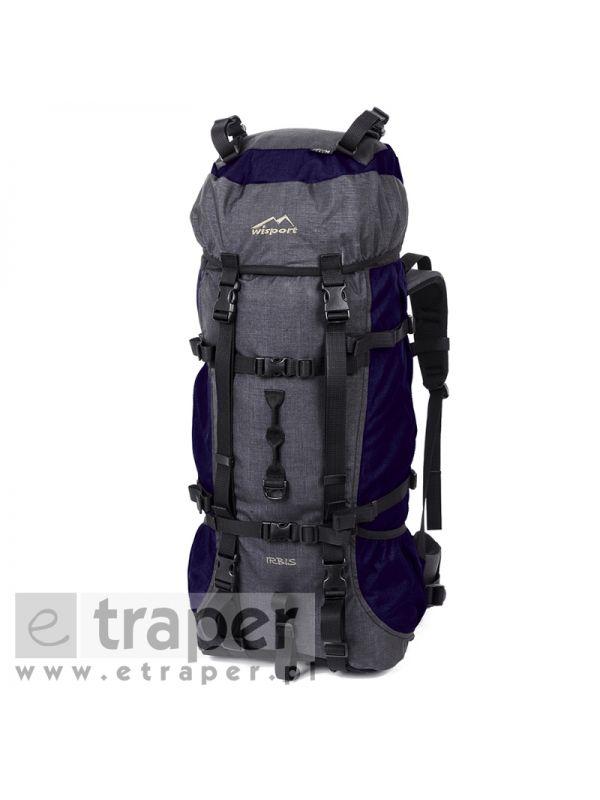 Duży plecak turystyczny Wisport Irbis 55l