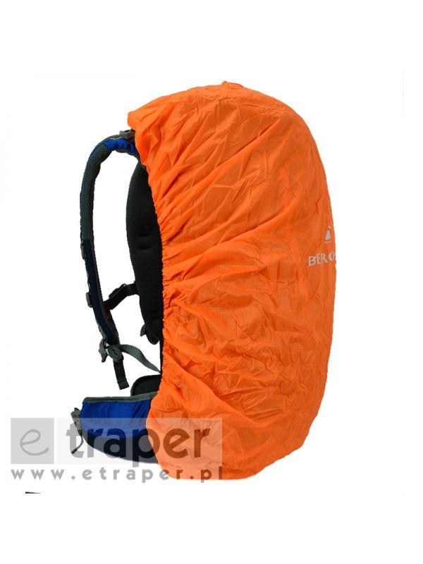 Plecak wyprawowy z pokrowcem przeciwdeszczowym Bergson Magnor