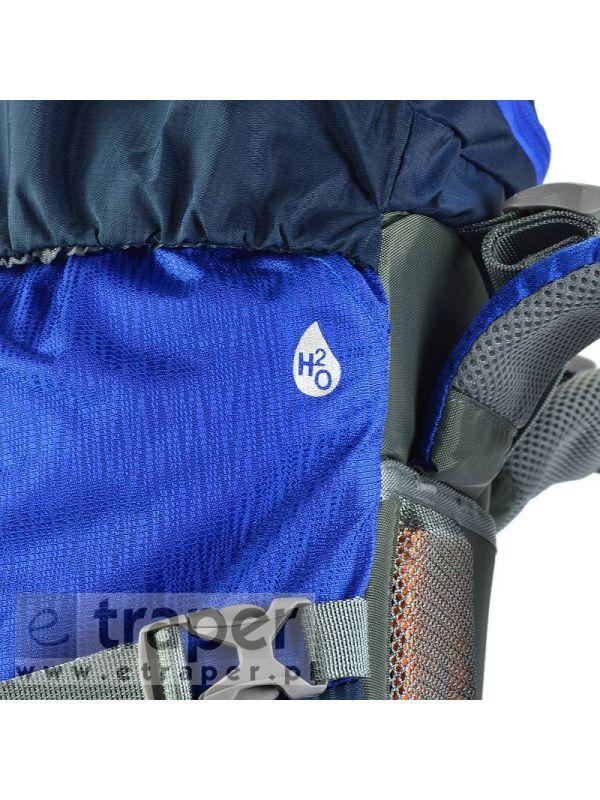Wyprowadzenie na system hydracyjny w plecaku Magnor Bergsona