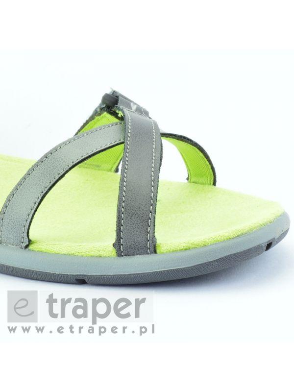Damskie sandały Regatta Santa Cruz Szaro-zielone