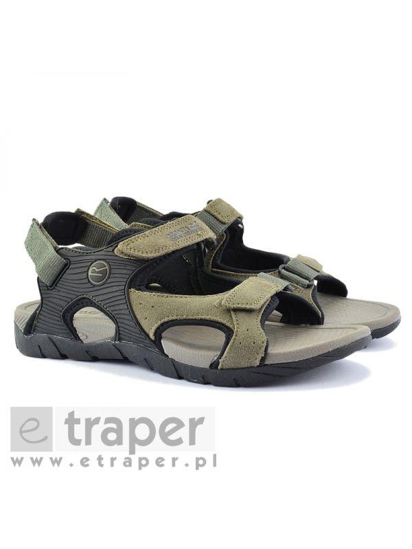 Klasyczne sandały zamszowe Regatta Rafta RMF569 37E