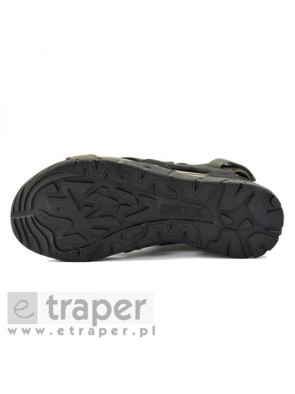 Nowoczesne sandały męskie 2w1 klapki i sandały