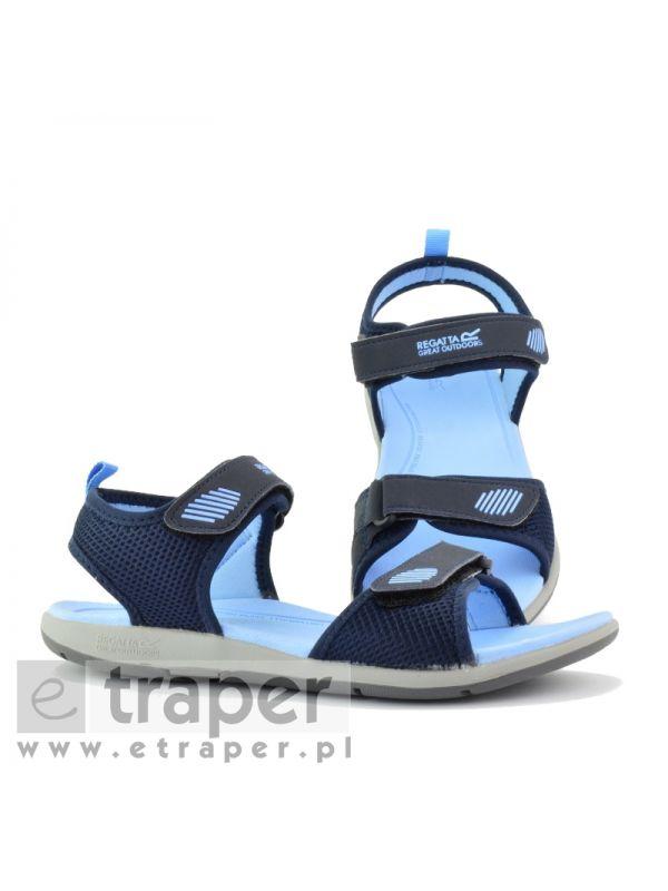 Damskie sandały sportowe Regatta Terrarock RWF396 2UO
