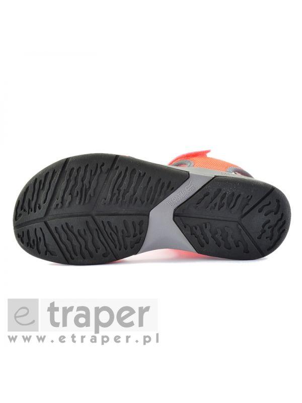Sandały zapinane na rzepy Regatta Lady Terrarock