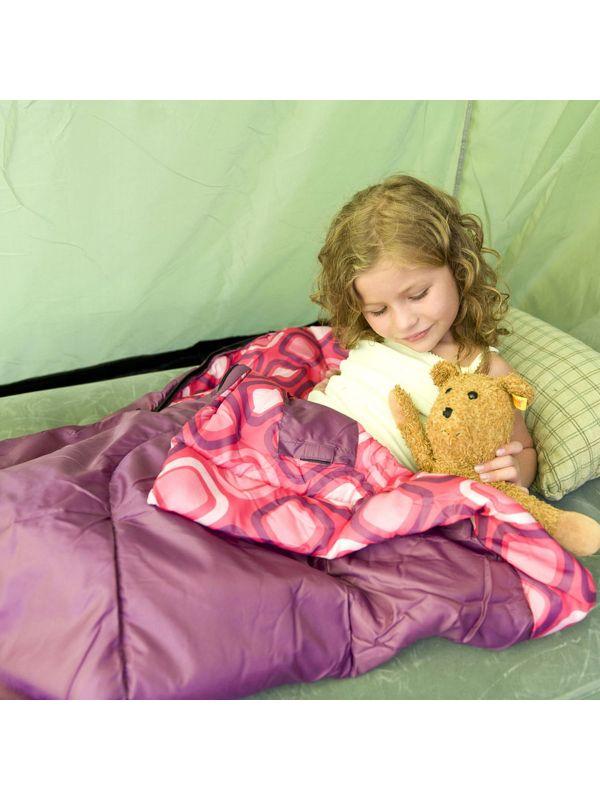 Dziecięcy śpiwór Coleman Salida (kołderka)
