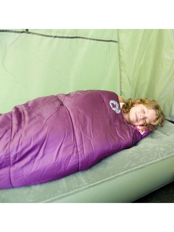 Dziecięcy śpiwór Coleman Salida (mumia)