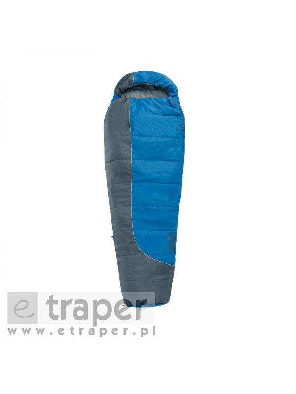Wygodny śpiwór pod namiot Coleman Xylo niebieski