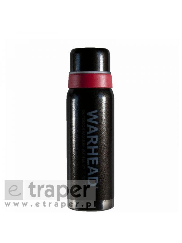 Termos Termite Warhead Hammertone 0.75L Czarny/Czerwony