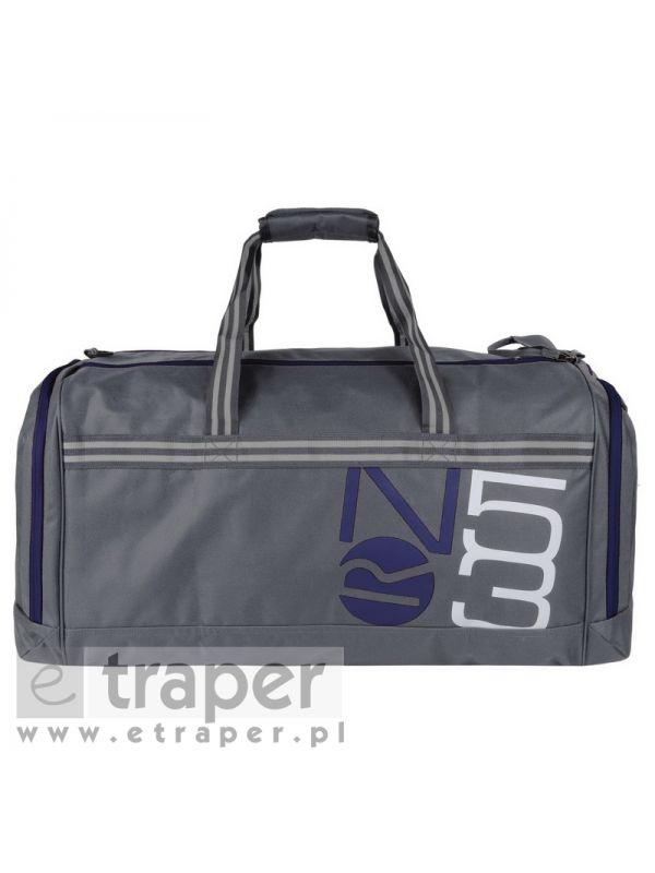 Duża torba podróżna Regatta Burford Duffle 80L Szara