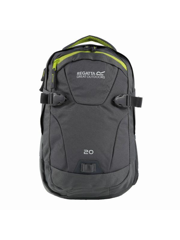 Szary plecak Regatta Paladen 20L Laptop 12
