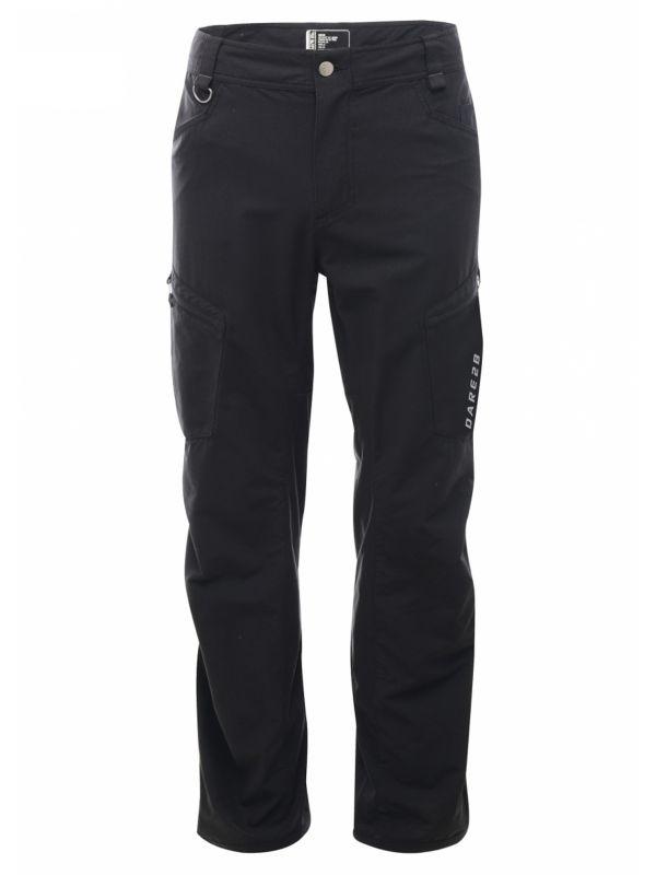 Czarne spodnie turystyczne Dare 2b Tuned In Trouser