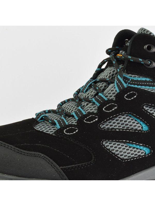 Damskie buty z wysoką cholewką Regatta Holcombe IEP Isotex