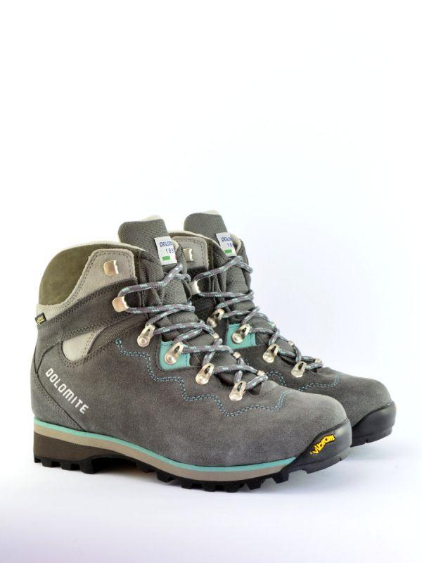 Włoskie buty trekkingowe damskie Dolomite Saint Moritz