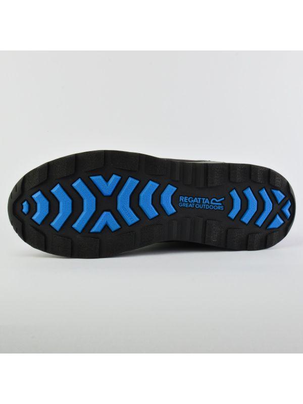 Wodoodporne wysokie buty dla dzieci Regatta Samaris