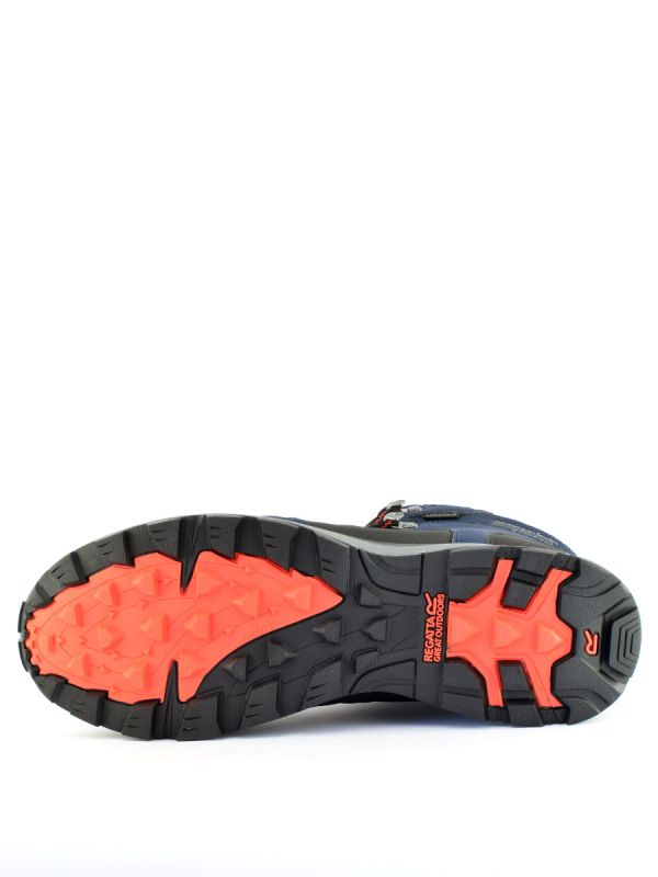 Wysokie buty trekkingowe Regatta Samaris Isotex