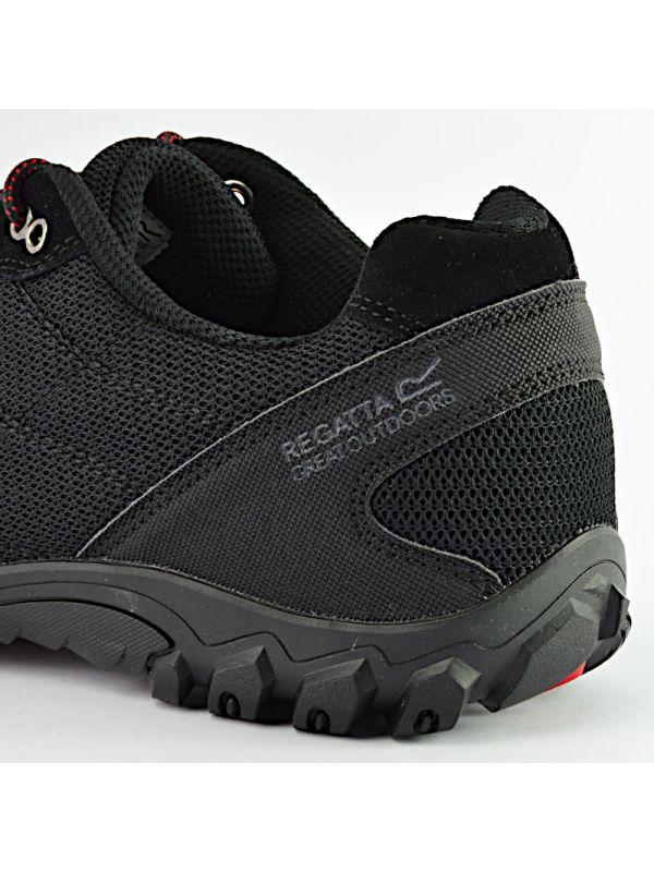 Meskie buty czarne Stonegate Regatta