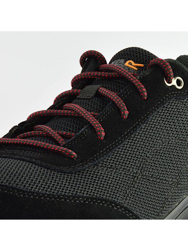 Czarne męskie buty codzienne Regatta Stonegate II