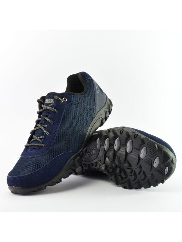 Granatowe buty męskie Regatta Stonegate II
