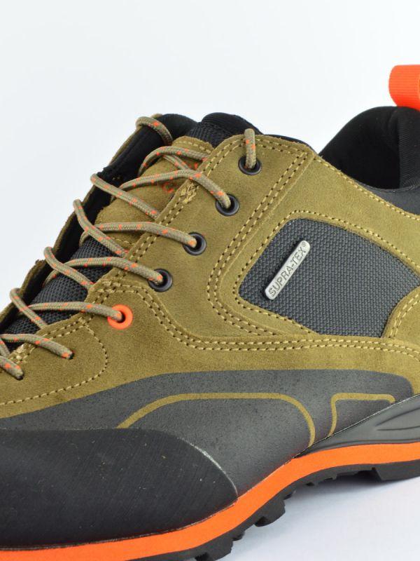 Niskie buty turystyczne Bergson Meru Supra-Tex