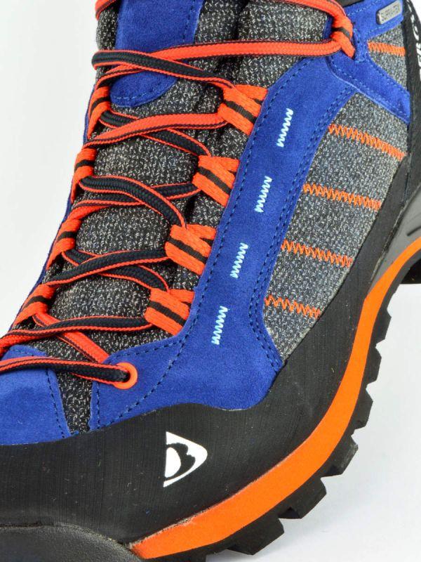 Profesjonalne buty do trekkingu Bergson Kadam High