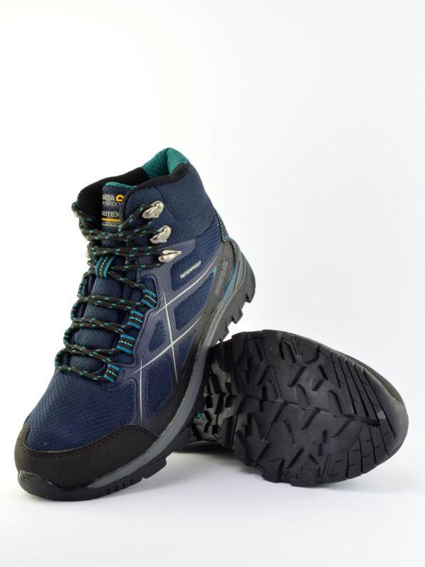 Granatowe buty trekkingowe damskie Regatta Kota II