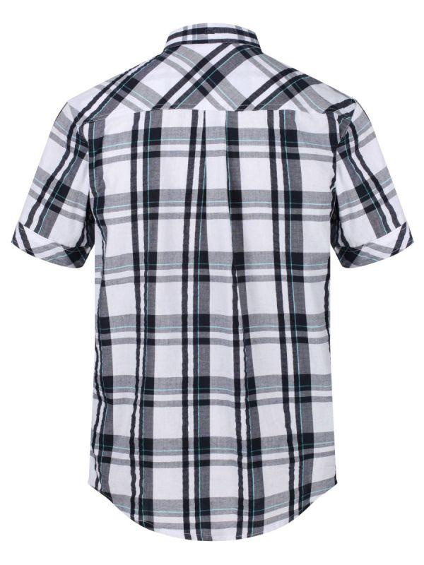 Koszula w kratę z kr. rękawem Regatta Deakin III