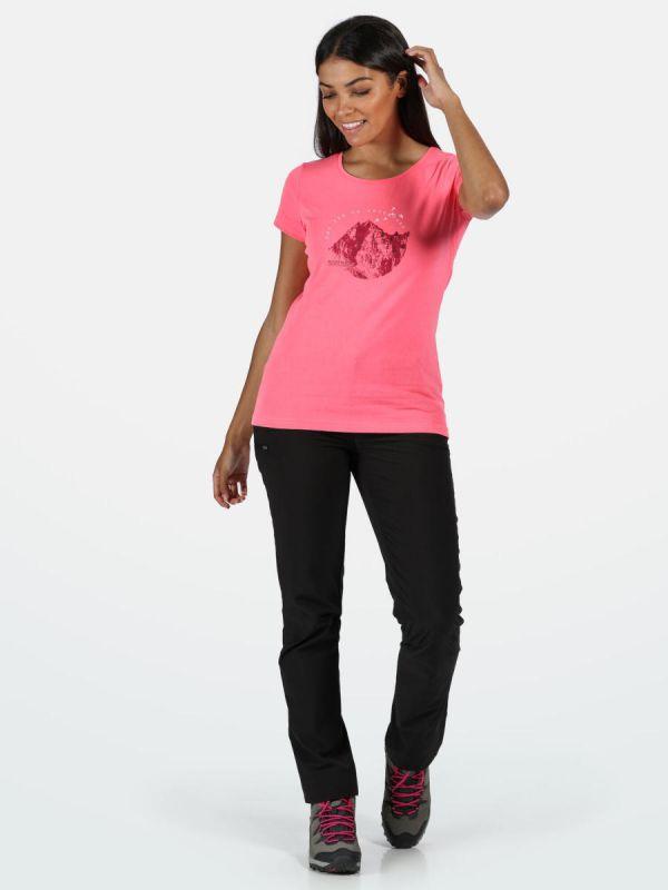 Damska koszulka Regatta Breezed