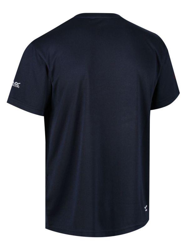 Techniczna koszulka męska na lato Regatta Tancredo