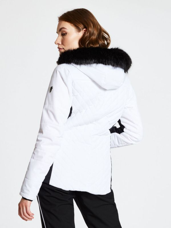Elegancka pikowana kurtka na narty Dare 2b Icebloom