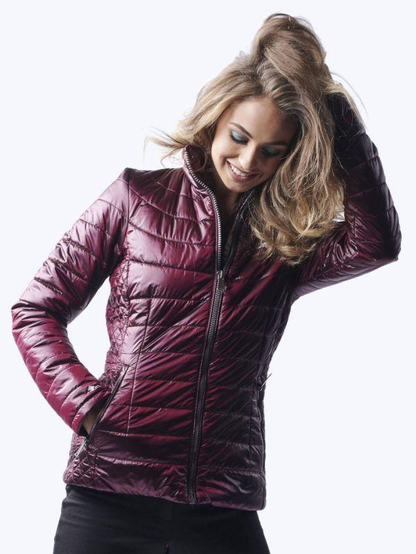 Lekka i ciepła kurtka damska pikowana Regatta Metallia