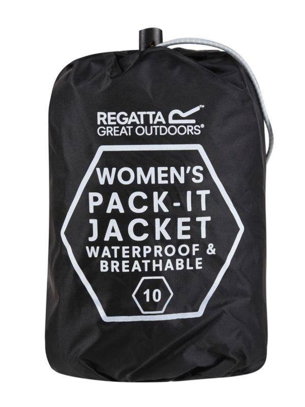 Damska wiatrówka Regatta Pack It III